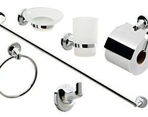 CASSELLIE BATHROOM ACCESSORY SET