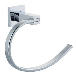 CASSELLIE IRIS TOWEL RING 1