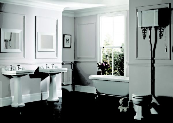Vitoria roomset with high level cistern 1