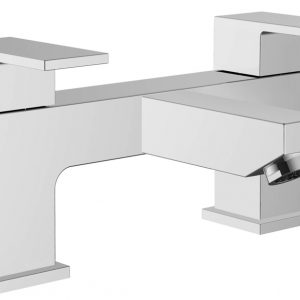 AVCU03 Piazza Deck Mounted Bath Filler P