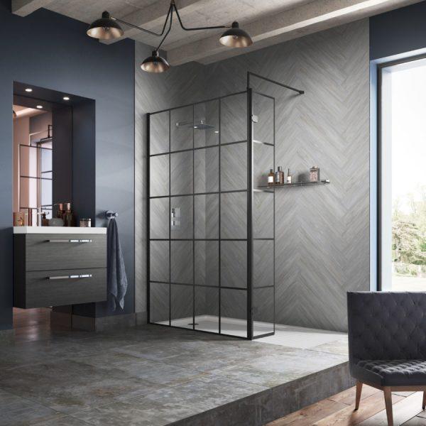 Sorento Wetroom Panel