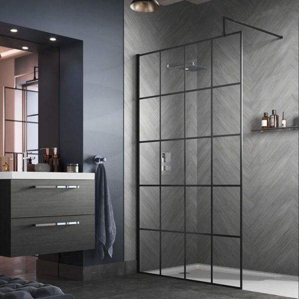 Sorento Wetroom Panel single