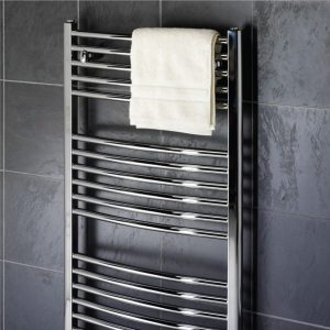 CURVED TOWEL RAIL IMAGE