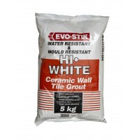 HI WHITE GROUT 5KG