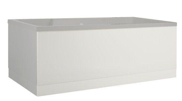 HIGH GLOSS WHITE BATH PANELS