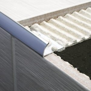 ROUND EDGE TILE TRIM
