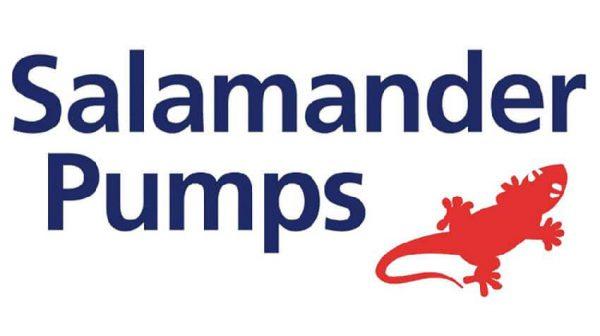 SALAMANDER PUMPS LOGO