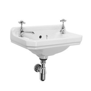 TAVDB850CLS TAVTRAP6 Vitoria Cloakroom basin and bottle trap