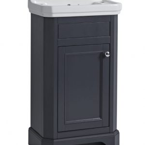 TAVVT50FDGM Vitoria cloakroom unit dark grey matt