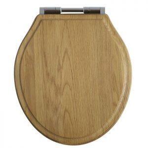 Solid Natural Oak Seat