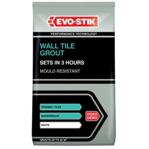 evostik tile a wall fast set grout 03568520L