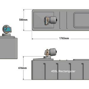 multiboost rectangular455 dim