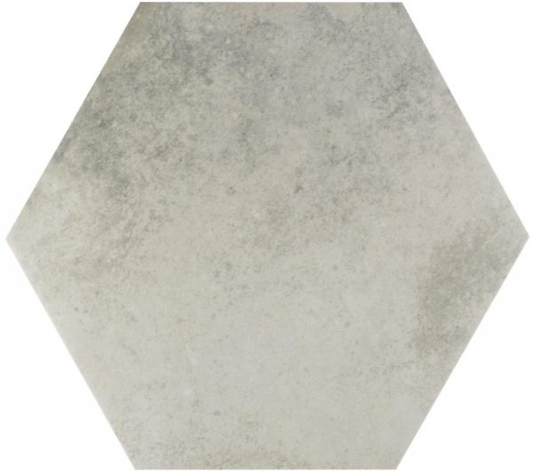 memphis grey hex wall and floor tile 439725 2