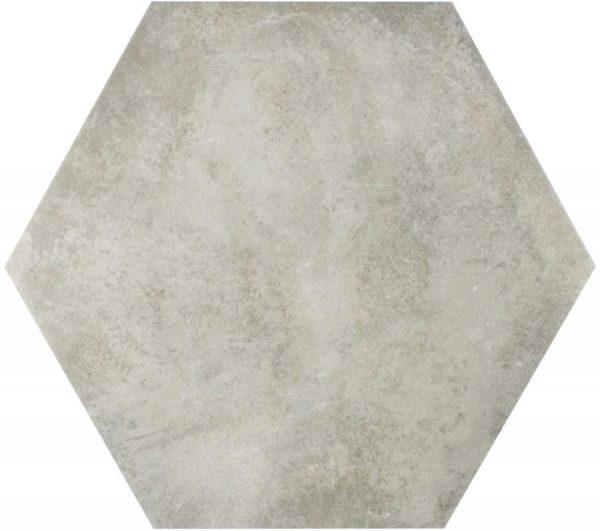 memphis grey hex wall and floor tile 439725 3