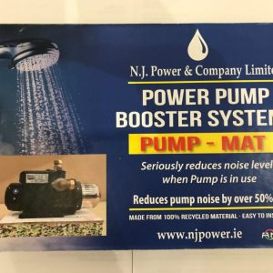 n.j. power power pump booster systems pump mat