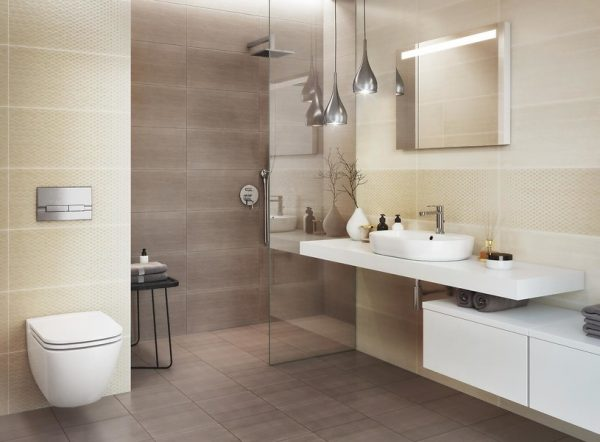 syrio brown cer bathroom