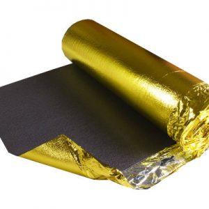 gold foam underlay