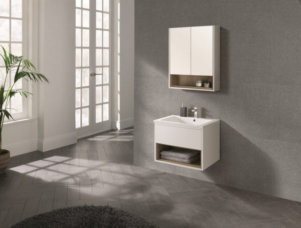 Lucca 600 Wall White scaled
