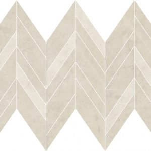 MANZILA BEIGE CHEVRON MIX MOSAIC MATT 255X298  scaled