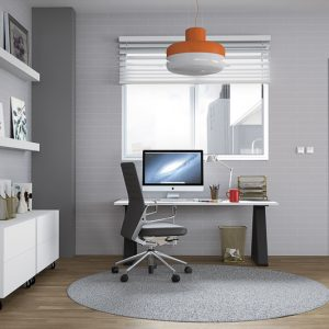 URBAN GRIS MATE 75X30 OFFICE
