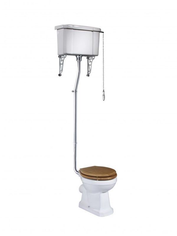 TAVPL850S TAVCH850S Vitoria Pan and High Level Cistern with fittings scaled