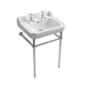 VITORIA WASH STAND 2 TAP HOLE