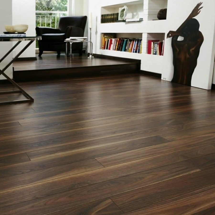 vario 8mm dark walnut laminate flooring 7658 scaled