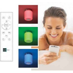 RHYTHM LED BLUETOOTH LIGHT REMOTE CONTROL