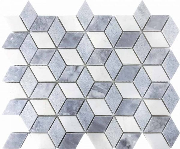 Cubo gris scaled