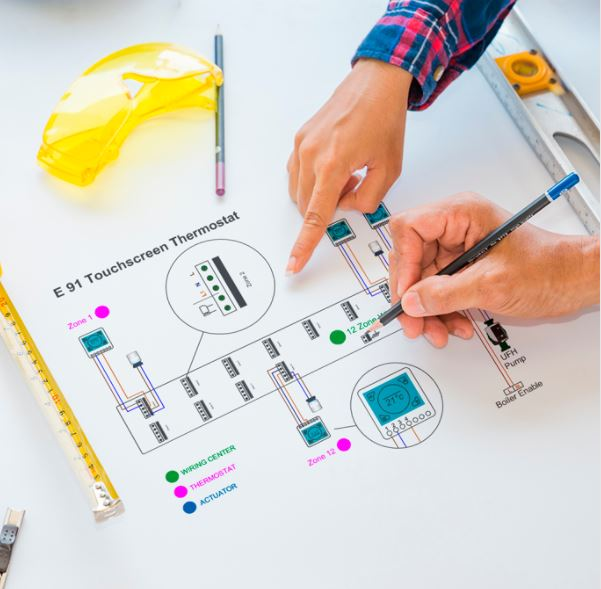 joule planning Design