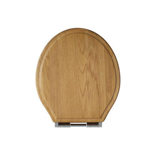 Vitoria SC toilet seat natural oak TS850NOSC