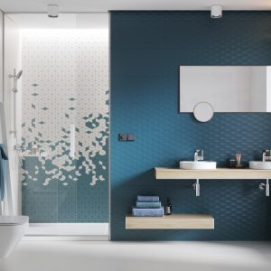 COLOUR BLINK bathroom contemporary 1 mp