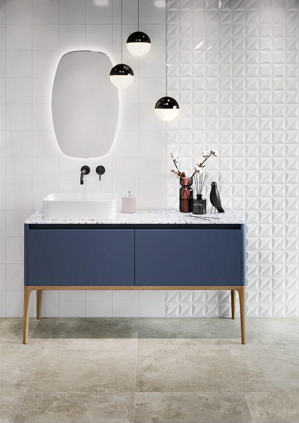 MONOBLOCK BATHROOM WHITE SP
