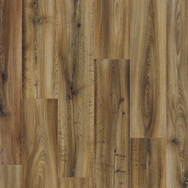LAMINATE FLOOR Item 18676 Xpert Pro 12mm 4v Soft Brown Oak 00321